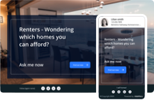 Home Buyer Landing Page