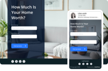 Home Seller Landing Page