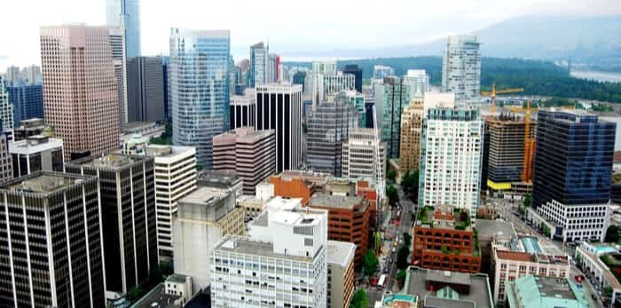 Here is how much more you'll pay per floor-level in Metro Vancouver buildings