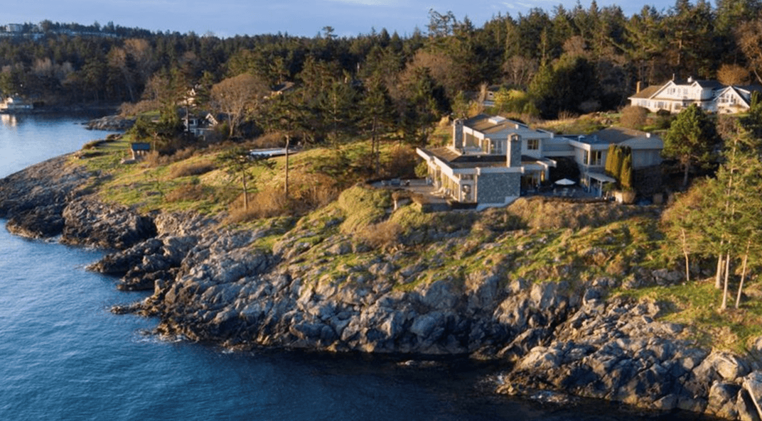 These are the most expensive listings in Canada right now (PHOTOS)