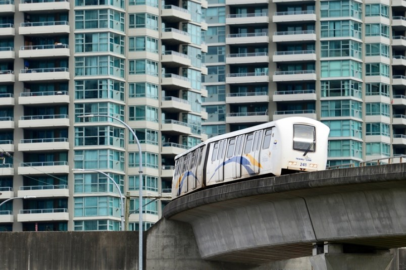 Metro Vancouver home buyers paying way over assessed value near SkyTrain