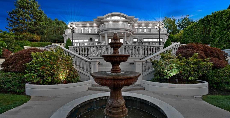 看看溫哥華正掛售的五大豪宅有多奢侈!